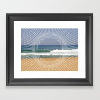 What Are You Waiting For… Framed Art Print