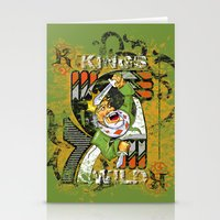 KINGS Stationery Cards