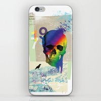 Sweet Death iPhone & iPod Skin