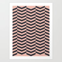 Pattern LP Art Print