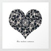 This Modern Romance Art Print