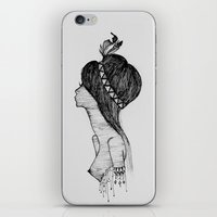 Beyond Your Wildest Dreams iPhone & iPod Skin