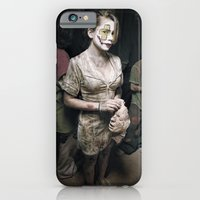 iPhone & iPod Case featuring Facelift by Flashbax Twenty Three