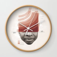 Energy Release Wall Clock