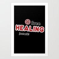 Free Healing Art Print