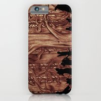 iPhone & iPod Case featuring On the way (The Fellowship of the Ring, LOTR) Version 2 by Blanca MonQnill Sole