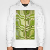 Abstract Germination Hoody