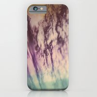 Purple Blue Fluorite from our Earth iPhone 6 Slim Case