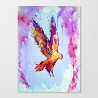 Hyperion Canvas Print