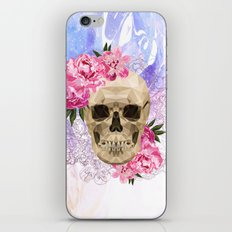 Fancy Skull iPhone & iPod Skin