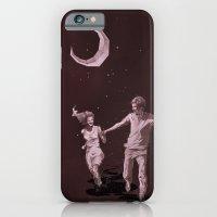 Moonlight Run iPhone 6 Slim Case