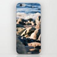 Rocky Ocean Beach iPhone & iPod Skin