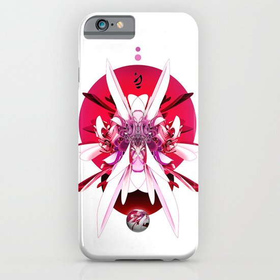 Another Photoshop Robot (Alternate Version) iPhone & iPod Case