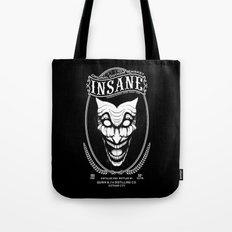 Insane Whiskey Tote Bag