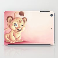 Lena Lioness iPad Case