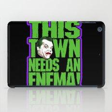 This Town Needs an Enema! iPad Case