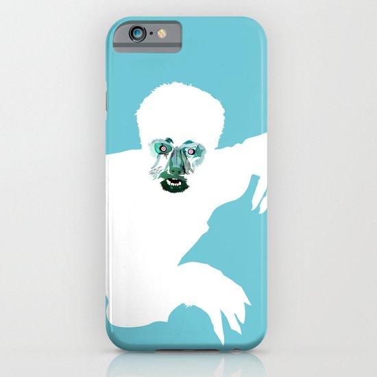 hombrelobo iPhone & iPod Case