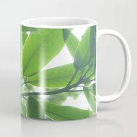 Summer Leaves Mug