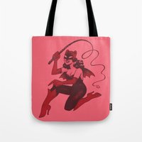 Obey Gerbilgirl! Tote Bag