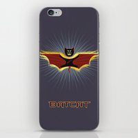 BATCAT iPhone & iPod Skin