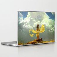 Laptop & iPad Skin featuring Wind by Artem Rhads Cheboha