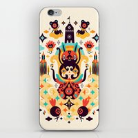 The Secret Key iPhone & iPod Skin