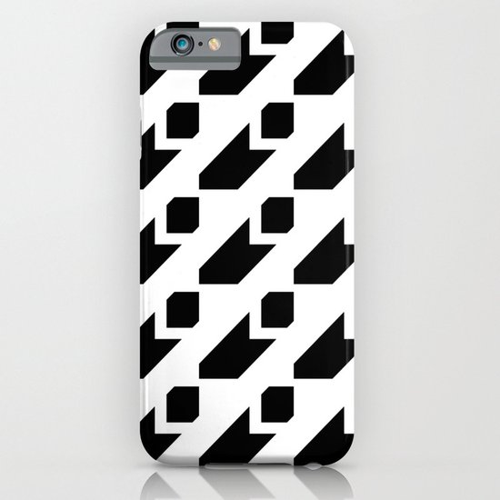 Segbroek Black & White iPhone & iPod Case