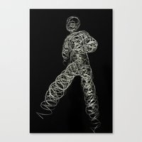 That Guy Canvas Print