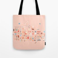 From C to Shining C Tote Bag