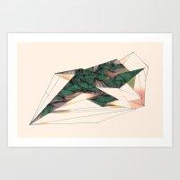 Anger Management. Art Print