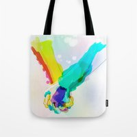 Forget the Words Tote Bag