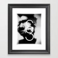 ALIENATION PT. DEUX Framed Art Print