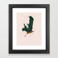 Heartbroken - IPad Artwo… Framed Art Print