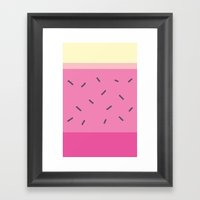 Strawberry II Framed Art Print