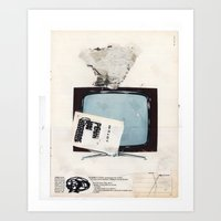 Commande Art Print