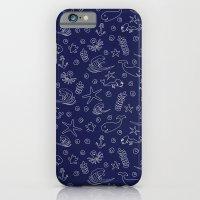 iPhone & iPod Case featuring Deep Sea Life by Lori Petersen