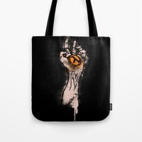 Born Tote Bag