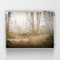 CHARACTER BUILDING EXERCISE Laptop & iPad Skin