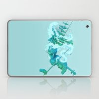 Shipwreck Sonata Laptop & iPad Skin
