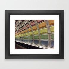 Open to All Framed Art Print