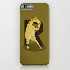 Monogram R Pony iPhone 6 Slim Case