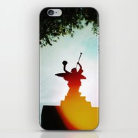 'ANGEL' iPhone & iPod Skin