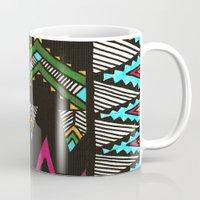 Tribal Dark Mug