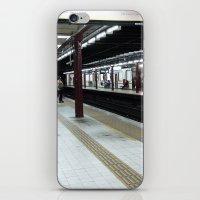 Subte iPhone & iPod Skin