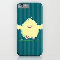 iPhone & iPod Case featuring Popo (Original Character) by Raven Ngo