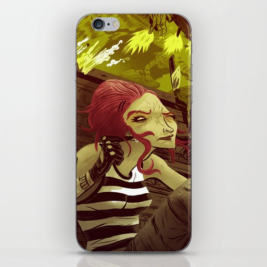 Petra iPhone & iPod Skin