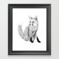 Neville Framed Art Print