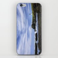 Yaquina Lighthouse iPhone & iPod Skin
