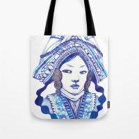 Baby Blue #3 Tote Bag