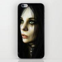 Hope In The Dark iPhone & iPod Skin